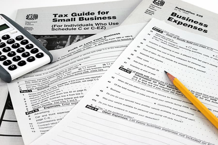 the IRS and your business