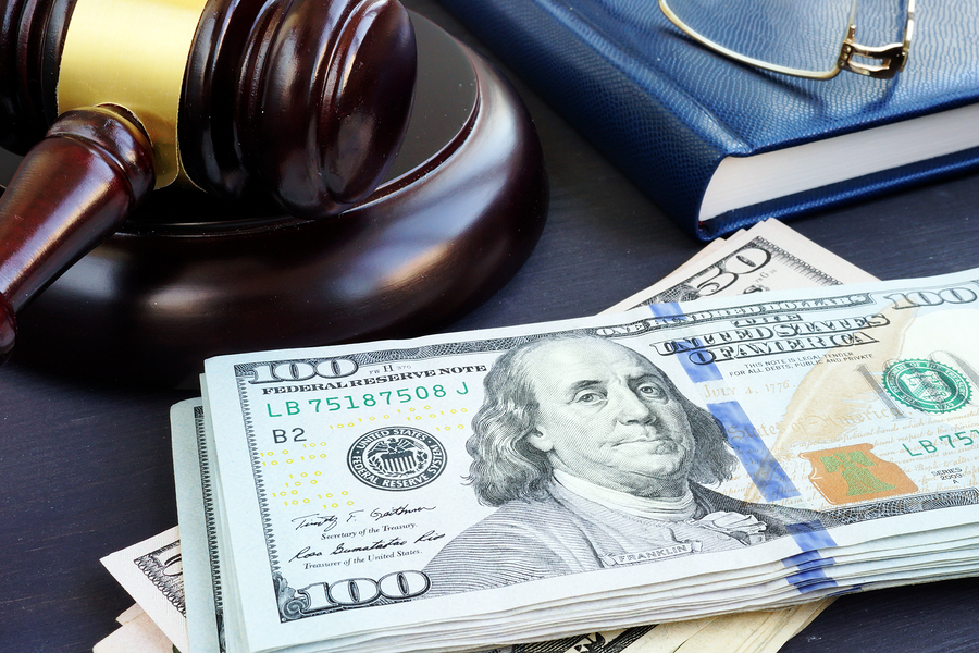 the process of litigation funding